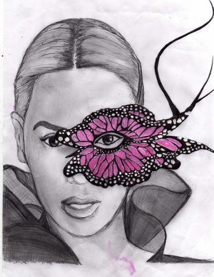 Beyonce por elysabeth-x